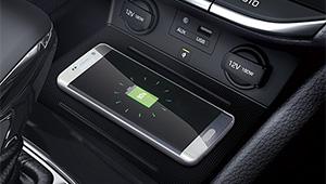 IONIQ Smart mobile charging.
