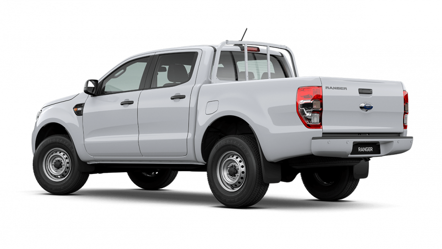 2020 MY20.75 Ford Ranger PX MkIII XL Double Cab Ute Image 6