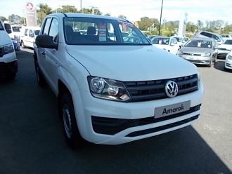 Volkswagen Amarok Dual Cab 4x2 2H