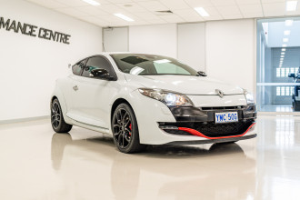 2010 Renault Megane III D95 R.S. 250 Cup Coupe