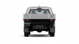 2020 MY20.75 Ford Ranger PX MkIII XL Hi-Rider Single Cab Chassis Utility image 5