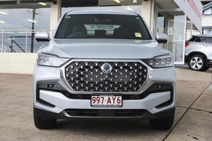 2021 SsangYong Rexton Y450 Ultimate Suv Image 7