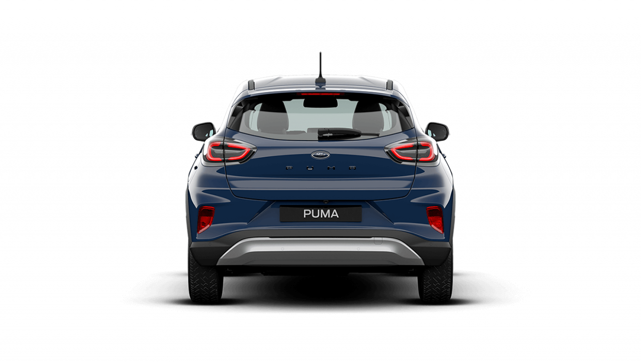2021 MY21.25 (under construction) Ford Puma JK Puma Suv Image 4
