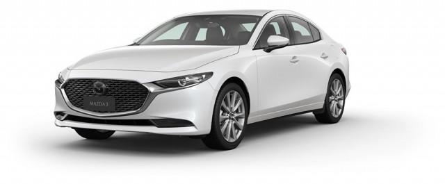 2021 Mazda 3 BP G20 Touring Sedan Sedan Mobile Image 2