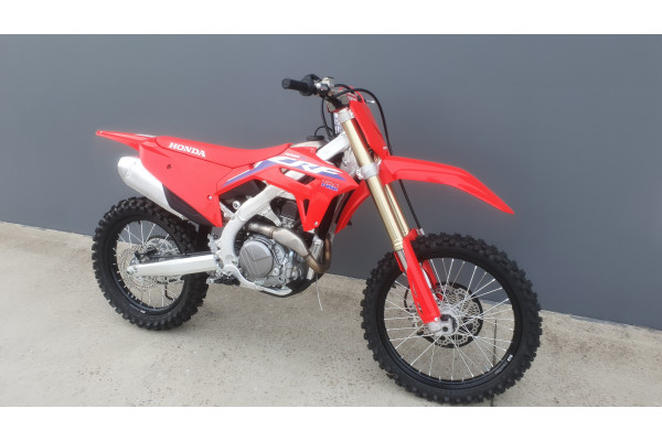 2020 Honda CRF450R TEMP 2020 CRF450R Image 2