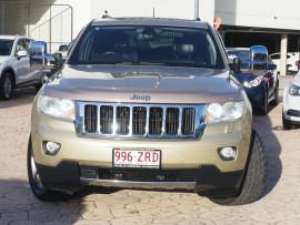 2011 Jeep Grand Cherokee WK MY2011 Limited Suv