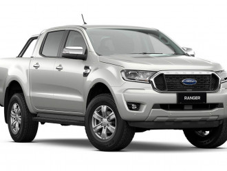 Ford Ranger XLT Double Cab PX MkIII