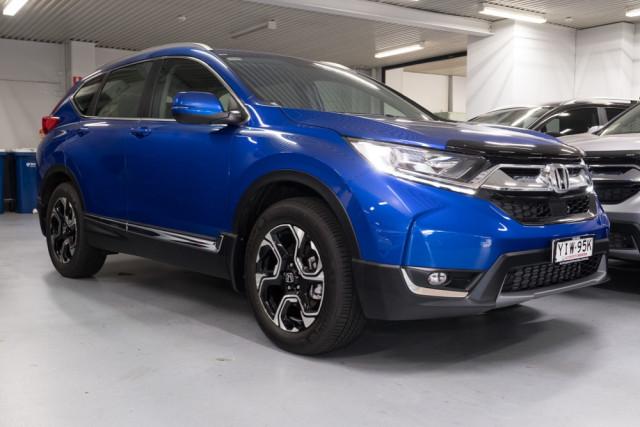 2019 Honda CR-V RW VTi-S AWD Suv Image 3