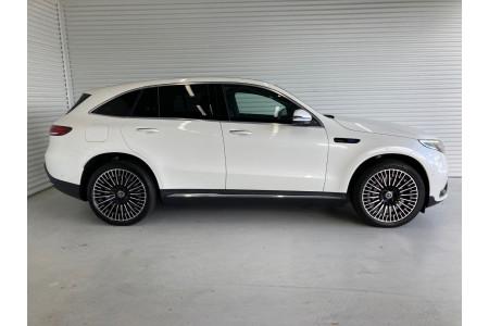 2021 Mercedes-Benz Eqc Image 2