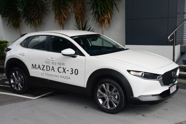 2019 MY20 Mazda CX-30 DM Series G20 Evolve Wagon Mobile Image 5