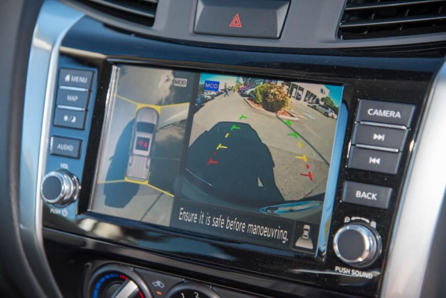 2021 Nissan Navara D23 Dual Cab ST Pick Up 4x2 Utility Image 14
