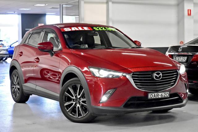2015 Mazda CX-3 DK4W7A sTouring Suv