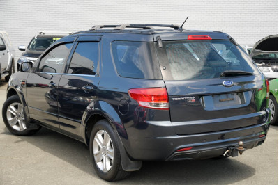2011 Ford Territory SZ TS Wagon Image 3