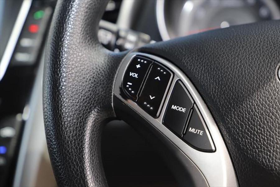 2015 Hyundai I30 GD3 Series II MY16 Active Hatchback Image 17