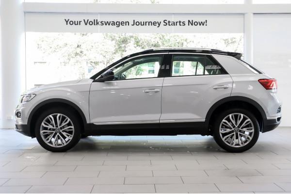 2021 Volkswagen T-Roc A1 110TSI Style Suv Image 3