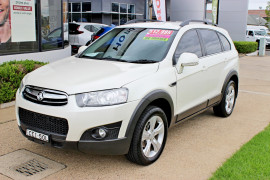 Holden Captiva CX CG