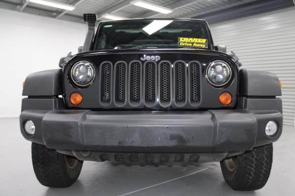 2010 Jeep Wrangler Softtop Image 3