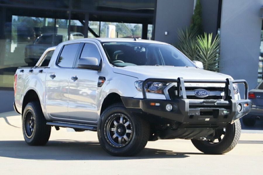 2017 Ford Ranger PX MkII XLS Double Cab Utility