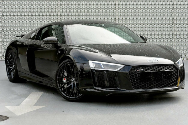 Audi R8 plus 4S MY17