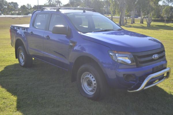 2015 Ford Ranger PX UTE Utility