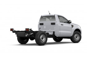 2021 MY21.75 Ford Ranger PX MkIII XL Single Cab Chassis Cab chassis Image 3