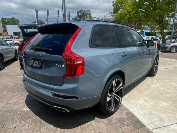2019 MY20 Volvo XC90 256 MY20 T6 R-Design (AWD) Suv