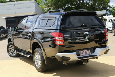 2015 MY16 Mitsubishi Triton MQ MY16 Exceed Double Cab Utility Image 2