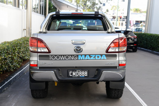 2019 MYch Mazda BT-50 UR 4x4 3.2L Dual Cab Pickup GT Cab chassis Mobile Image 4