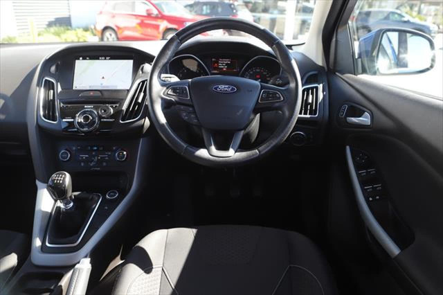 2016 Ford Focus LZ Sport Hatchback Image 14