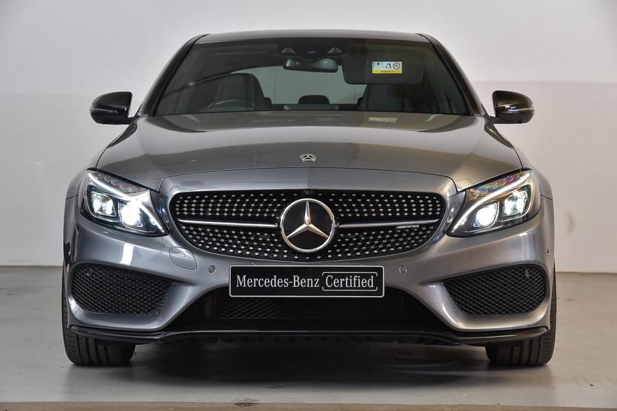 2017 Mercedes-Benz C-class C43 AMG