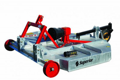 New FieldQuip Superior LCL Series Side Throw Orchard Mowers