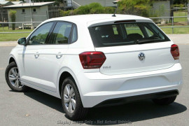 2019 MY20 Volkswagen Polo AW Comfortline Hatchback Image 3