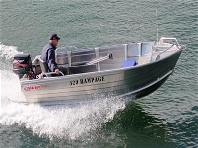 2017 Stacer Rampage Boat