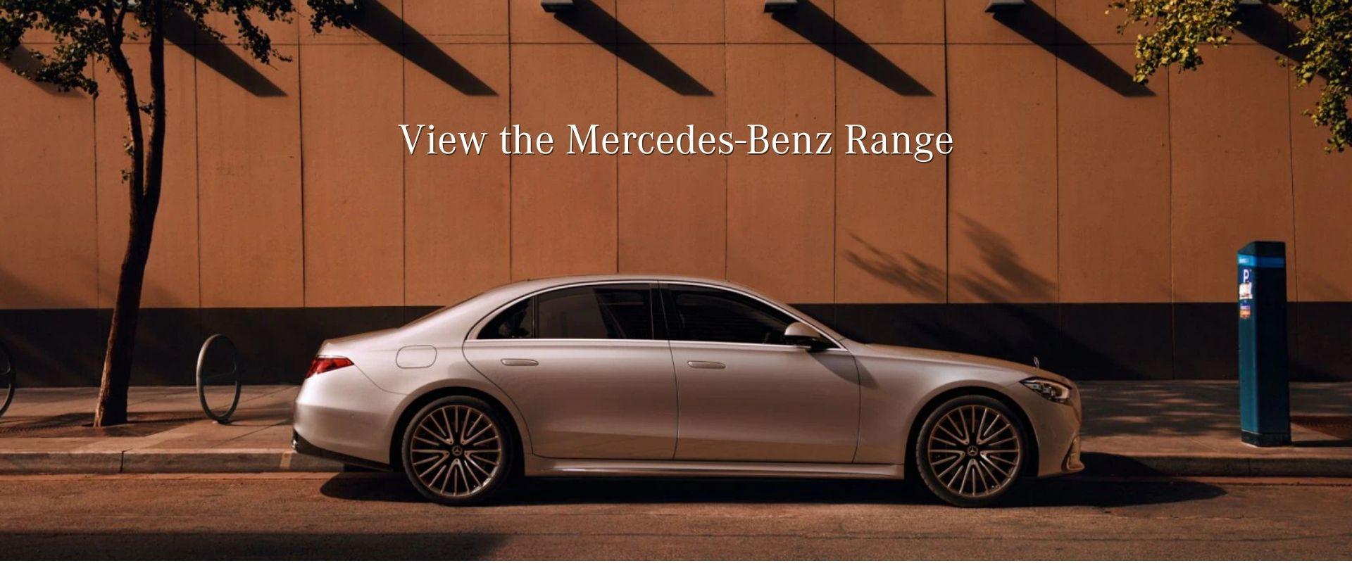 Discover the Mercede-Benz Range