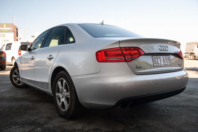 2010 Audi A4 B8 MY10 Sedan Image 5