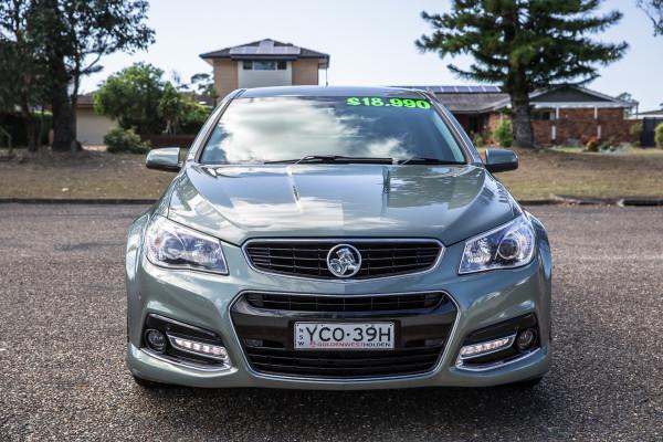 2014 Holden Commodore VF  SV6 SV6 - Storm Sedan Image 4