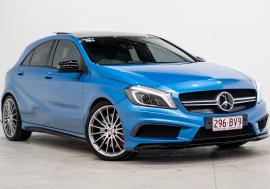Mercedes-Benz A45 Amg Mercedes-Benz A45 Amg Auto