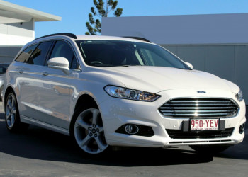 Ford Mondeo Trend PwrShift MD 2017.00MY