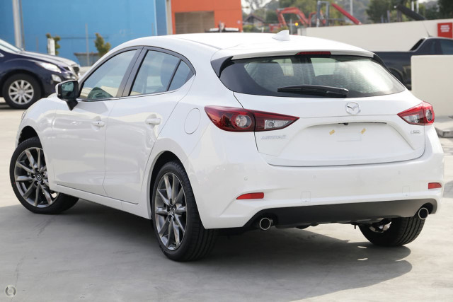 2019 MY18 Mazda 3 BN SP25 Astina Hatch Hatchback Image 4
