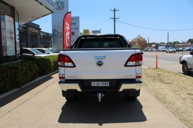 2019 Mazda BT-50 UR 4x4 3.2L Dual Cab Pickup Boss Cab chassis Mobile Image 8