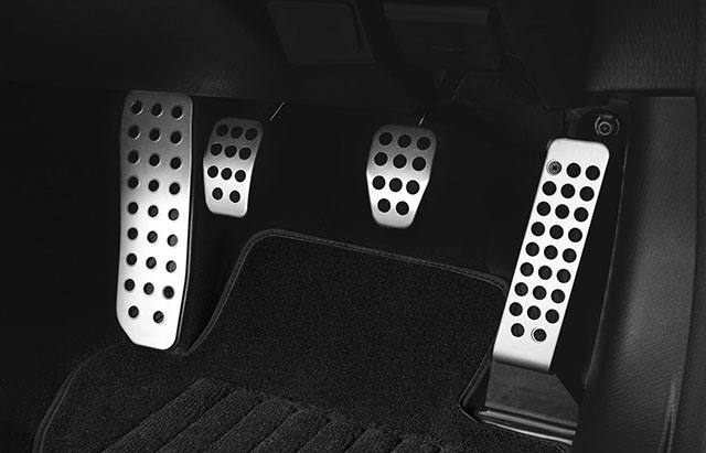 alloy pedal covers (MT)