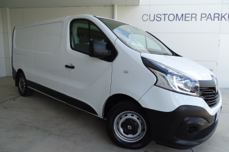 Renault Trafic L1H1 SWB Low Roof DT X82