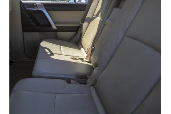 2010 Toyota Landcruiser Prado KDJ150R VX Suv Image 5