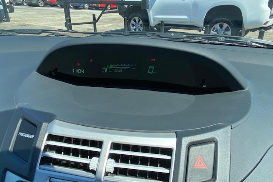 2006 Toyota Yaris NCP90R YR Hatchback