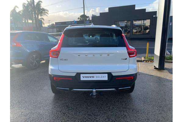 2018 Volvo Xc40 (No Series) MY19 T4 Inscription Suv Image 4