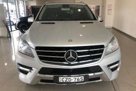 2015 Mercedes-Benz M Class W166 MY805 ML250 BlueTEC Wagon Image 2