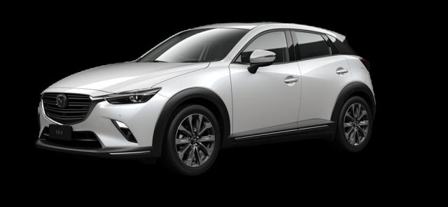 2021 MY0  Mazda CX-3 DK Akari Suv Mobile Image 1