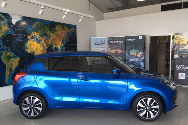 2019 MY17 Suzuki Swift AZ GLX Hatch Image 2