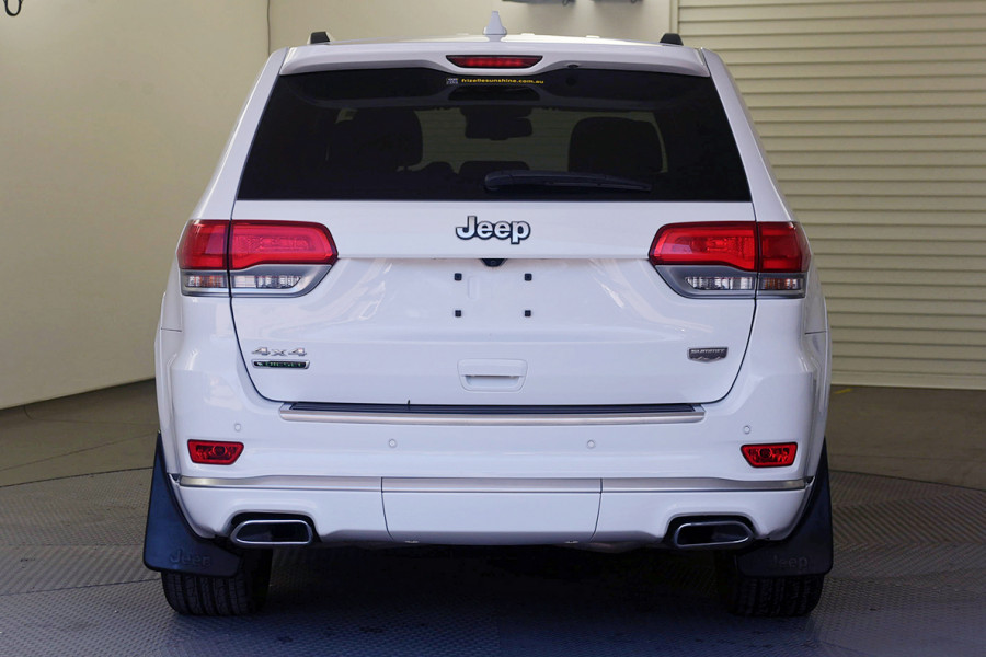2015 Jeep Grand Cherokee WK Summit Suv Mobile Image 24