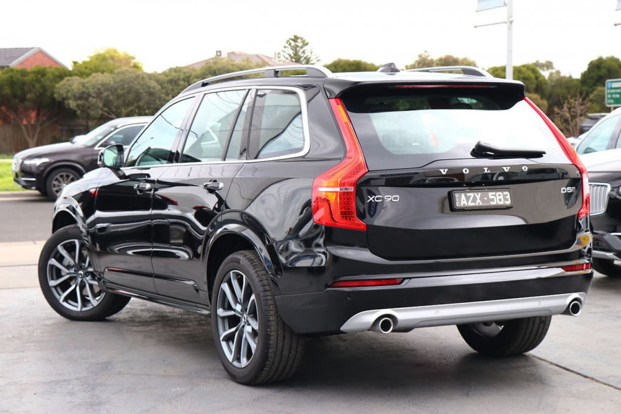 2019 Volvo XC90 L Series D5 Momentum Suv Mobile Image 6